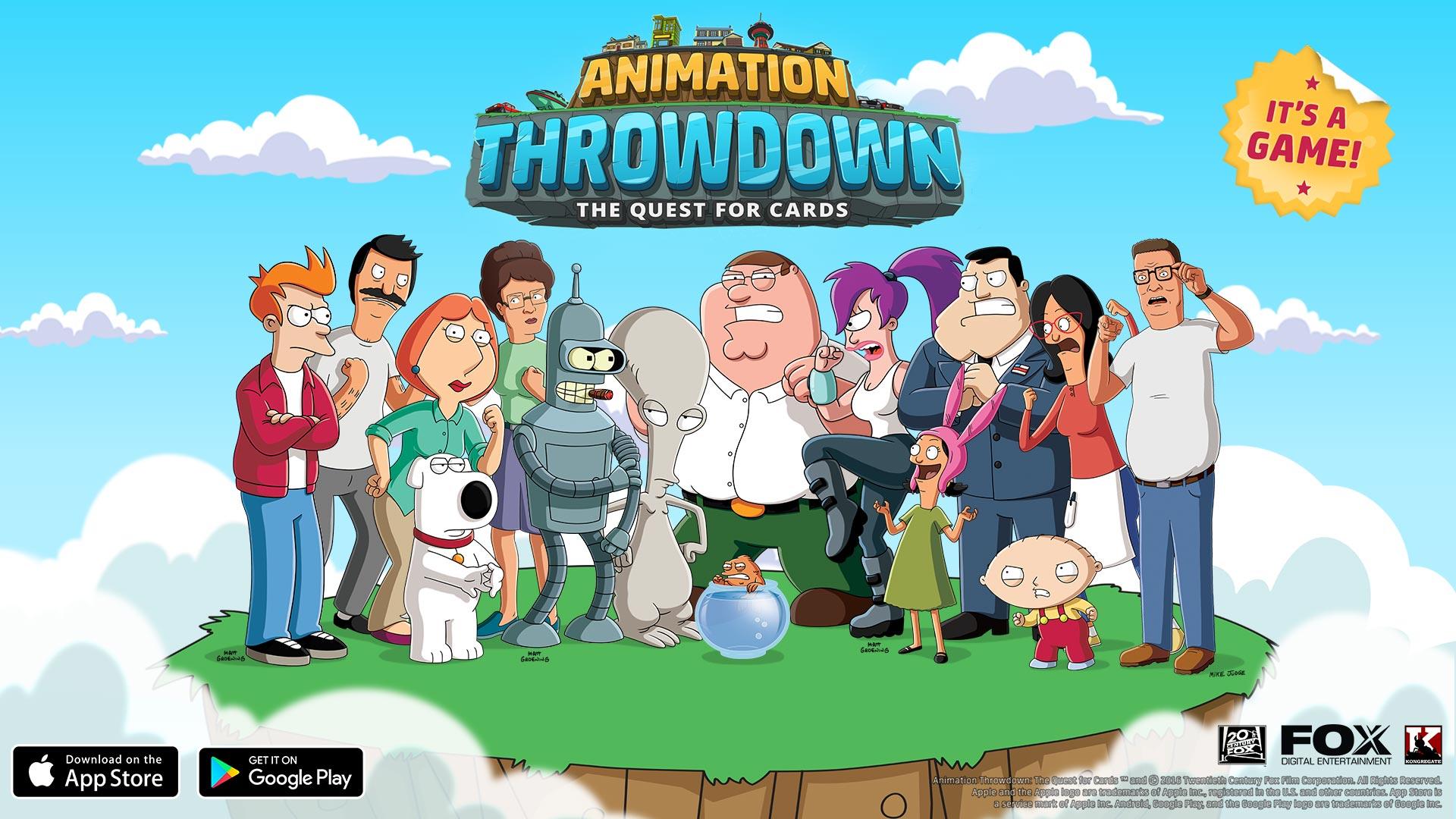 Kongregate animation throwdown